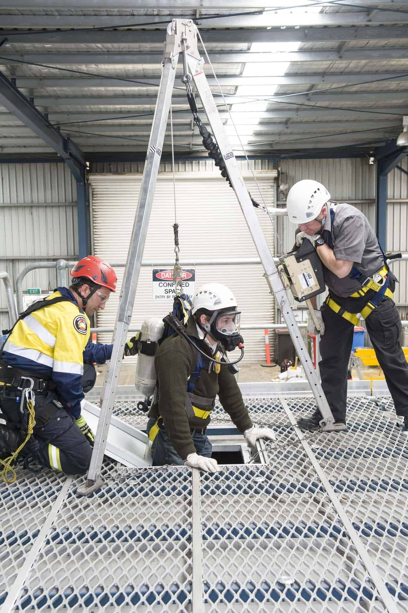 FSA Safety Equipment and Facilities
