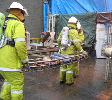 certIII mines rescue