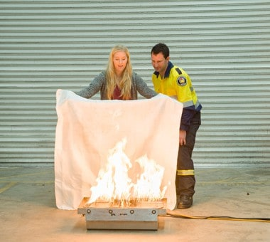 FSA Fire Training Course to undertake First Reponse to a Fire Incident
