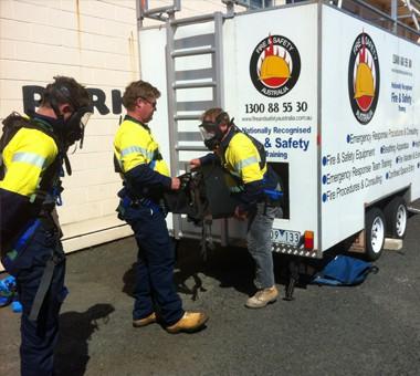 FSA Fire Safety Advisor Training Course
