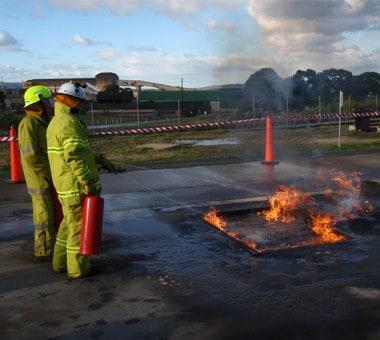 FSA Fire Training Course to Suppress WIldfire