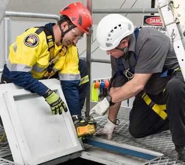 Safety Course Training by FSA