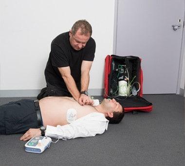 FSA Provide CPR Training Course