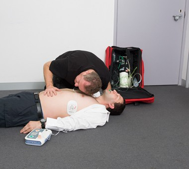 Occupational First Aid Training Course