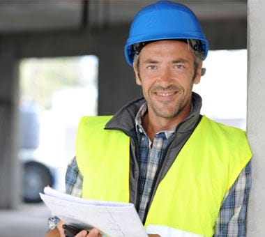 fsa safety on site with worker