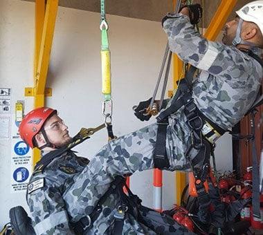FSA tower training