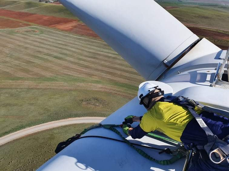 FSA now the only approved provider for GWO Advanced Rescue Training (ART)