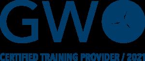 GWO Certified Training Provider 2021 RGB BLUE